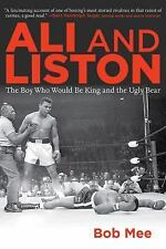 ALI AND LISTON by BOB MEE (PAPERBACK) -FREE SHIPPING-