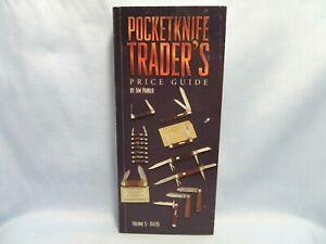 Case Pocket Knife Trader's Price Guide Volume #5 (2001) By Jim Parker