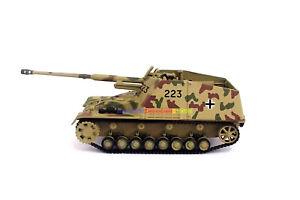 New 1/72 Diecast Tank German Sd.Kfz.164 Nashorn Tank Destoryer 1944 WWII Model