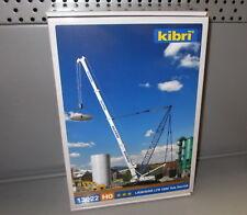 Kibri H0 13022 Raupenkran m. Teleskopausleger LIEBHERR LTR 1800 Tele Derrick NEU