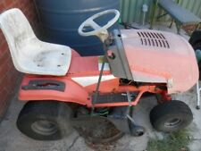 ride on mower 4012t Victa 12.5hp Briggs & Stratton 4 stroke does not run, drive