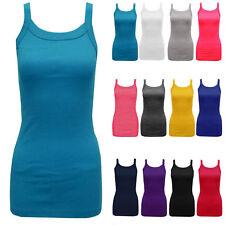 Sleeveless No Pattern Waist Length Tops & Shirts Size Petite for Women