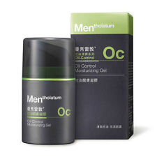 MENTHOLATUM MEN'S OIL CONTROL MOISTURIZING GEL 50mL NEW