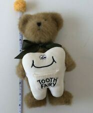 New ListingBoyds Collection Stuffed Teddy Bear w/ Tooth Fairy Tooth Pocket Posable 8�