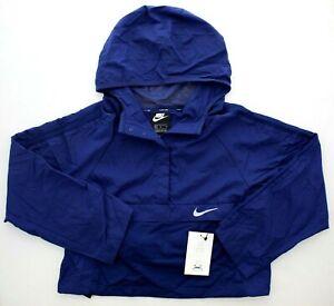 Nike Girls Pack-It Jacket Sportswear Hip Pack Lightweight Packable Pullover Coat