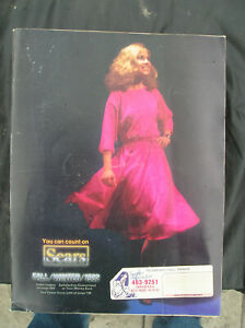 1982 Sears Fall And Winter Catalog