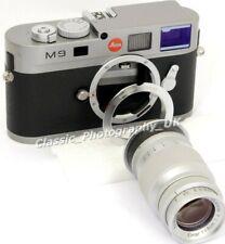 Leica LTM Screw to LEICA M Adaptor for 28-90mm Lenses + LEICA-M Rear Lens Cap