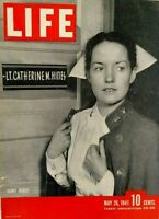 LIFE MAGAZINE MAY 26 1941