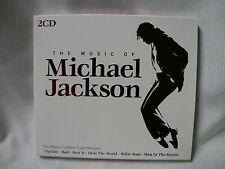 The Music of Michael Jackson 2CD