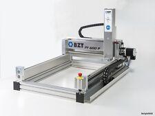 BZT PF 600 P CNC Fräse Fräsmaschine Portalfräse Graviermaschine Komplett-Set