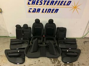 2015 mini f54 clubman,30016 miles,half leather sports interior seats,door cards