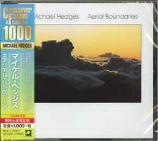 MICHAEL HEDGES-AERIAL BOUNDARIES-JAPAN CD B63