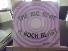 FRANK GARLOCK The Big Beat A Rock Blast 2xLP ANTI-ROCK 2LP SEALED 1970