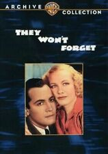 THEY WONT FORGET / DVD