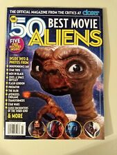 Closer Collectors Magazine: THE 50 BEST MOVIE ALIENS Brand New 2019 Special More