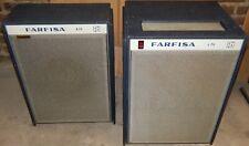 Farfisa Vintage Orgel Lautsprecherbox B-73 u. Retro Leslie L-73 Versand möglich!