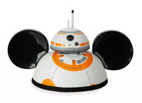 Disney Parks Star Wars BB8 Droid Mickey Mouse Ears Hat 2020 NEW