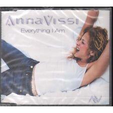 Anna Vissi Cd'S Singolo Everything I Am / Columbia Sigillato 5099766953496