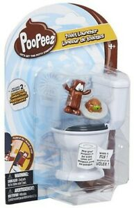 Poopeez Toilet Launcher including 2 exclusive characters