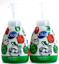 2 Dial Foaming Hand Wash Jingle Bells Dress Up Your Sink For The Holiday 7.5 oz
