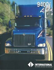 Truck Brochure - International - 9400i  (T1869)