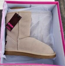 Ukala Sydney Low Boots In Sand Size Uk 3 not UGG Boots