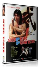 SUPER POWER DVD English version Kung Fu Martial Arts HK Classic Collection