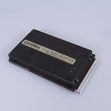 # Graphic Film Pack Adapter 3 1/4 4 1/4
