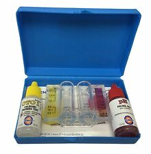 Pentair R151076 2 in 1 pH and Chlorine Test Kit #752