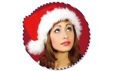 Guirca Cappello Babbo Natale Santa Claus Uomo Donna adulto Mod. 41142 T.u