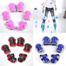 Safety Elbow Wrist Knee Pads Sport Protective Gear Guard for Kids Adult Skating