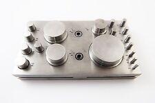 18 DISCO Circolare cutter tondo taglio insieme di strumenti extra large da 3mm -50 mm Strumento