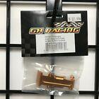 Golden Horizons Aluminum Rear Skid Plate Orange Traxxas Mini Revo/Slash 05197