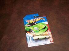 HOT WHEELS - LOTUS SPORT ELISE - GREEN - THRILL RASCERS CARD - NEW