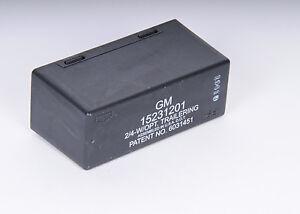 Genuine GM Hazard Warning Flasher 15231201