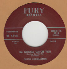 R&B RERPO: CURTIS CARRINGTON – I'M GONNA CATCH YOU / YOU ARE MY SUNSHINE