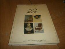le prix de l'art, guide annuel des ventes publiques de 1984 (83)