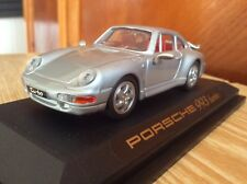 PORSCHE 993 turbo  1:43 scale Yat Ming model metal car