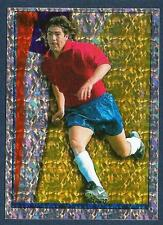 MERLIN-OFFICIAL ENGLAND 1998 WORLD CUP- #192-CHILE-MARCELO SALAS-FOIL