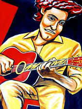 HARRY CHAPIN PRINT poster story of a life cd folk cats in the cradle martin d-35