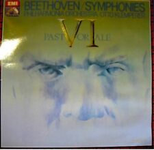 OTTO KLEMPERER/PHILHARMONIA ORCH. pastorale BEETHOVEN++