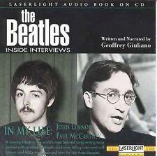 The Beatles: In My Life (CD,1995) John Lennon & Paul McCartney Inside Interviews