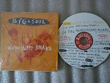CD-BIG SOUL-HIPPY HIPPY SHAKE-DON'T PLAY WITH ME-K.CHINN-(CD SINGLE)-1996-2TRACK