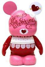"""Disney Be My Valentine Day 9"""" Mickey Mouse Vinylmation ~ Brand New In Box!"""
