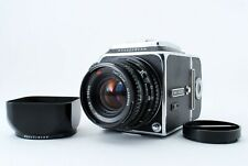 【EXC +++++】 Hasselblad 500C Medium film camera w/ Planar 80mm f/2.8 A12 II Japan