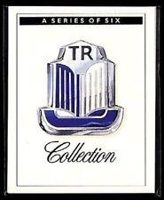 TRIUMPH TR Colección - Original Tarjetas Coleccionistas - TR2 TR3A TR4A TR5 TR6