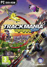 Trackmania Turbo (PC) PRE-OWNED & GOOD CONDITION - IMPORT - QUICK DISPATCH