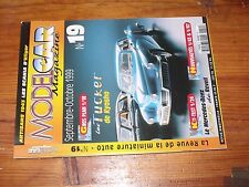 $$$ Revue Model Car Magazine N°19 Tucker  Mercedes-Benz Actros  Cadillac 1949