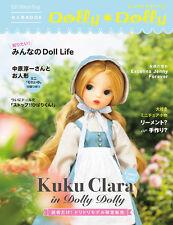Dolly Dolly 2016 Spring BJD Doll Blythe Magazine Book Momoko Pullip