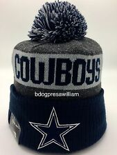 2016 NFL Dallas Cowboys NEW ERA SIDELINE ON FIELD SPORT KNIT Cap Beanie Hat